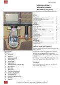 Oleopator-P Insallationsvejledning - Nyrup Plast - Page 2