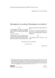 Bekendtgørelse om ændring af bekendtgørelse om sædekorn1)