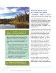 Progrès en matière d'aménagement forestier durable au Canada - Page 4
