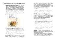 Retningslinier for sund skolemad i Vejle Kommune