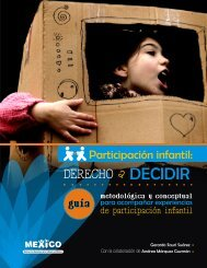 Participación infantil - Red por los derechos de la infancia