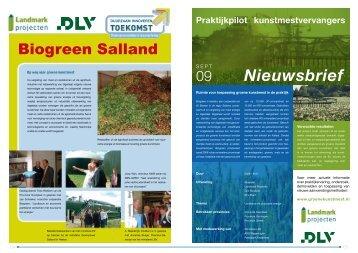 Download Nieuwsbrief... - Landmark Projecten