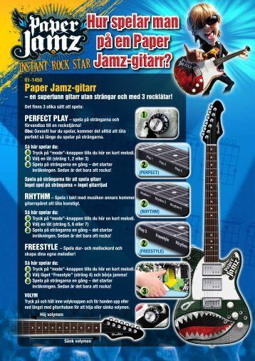 Hur Spelar Man Sankta Lucia På Gitarr