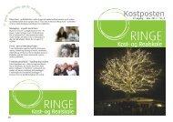 Kostposten - Ringe Kost - og Realskole