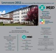 DONNERSTAG 14. JULI 2011 19.30 UHR Hotel Haus Griese