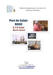 Fédération Régionale pour la Culture et le Patrimoine Maritimes