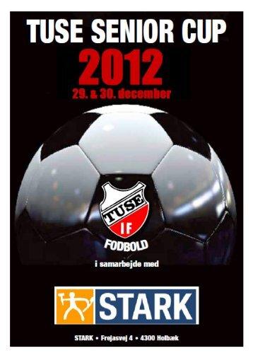 Tuse Senior Cup Program 2012 - Tuse IF