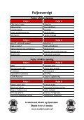 Tuse Senior Cup Program 2012 - Tuse IF - Page 5