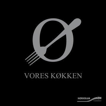VORES KØKKEN - Hørkram