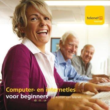 Computer- en internetles voor beginners - Klantenservice - Telenet