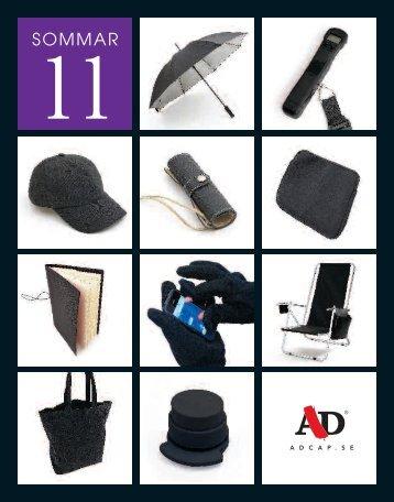 AdCap katalog - Rennerbroderi