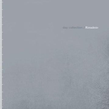 arkhenea showroom - Rimadesio Day Collection - nappali rendszerek és kiegészítők