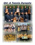 NCAA Tourament Media Guide - May 8, 2008 - Quinnipiac University - Page 2