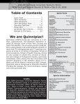 NCAA Tourament Media Guide - May 8, 2008 - Quinnipiac University - Page 3