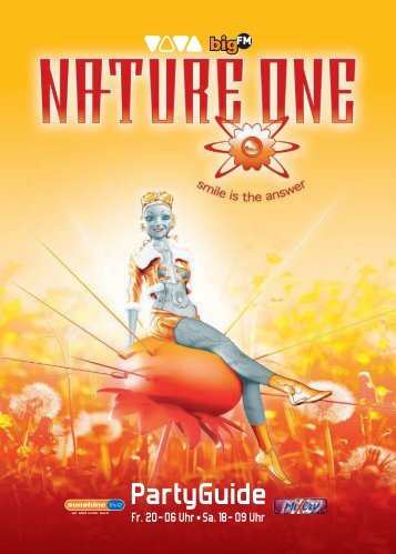 PartyGuide - Nature One