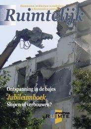 Ruimtelijk sept. 2007 - Stichting Ruimte Roermond