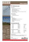Alle andere vlaggen en masten vind je bij ons - Declercq NV - Page 5