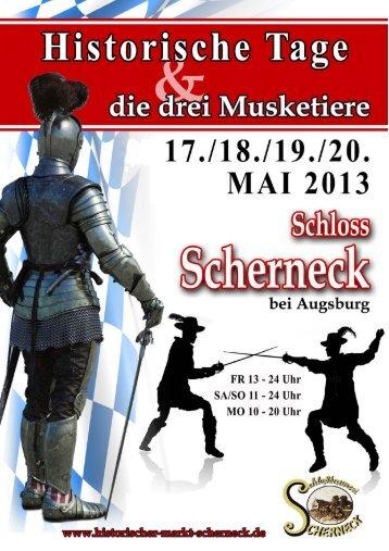 Teilnahmebedingungen und Infos 2013 - Historischer Markt ...