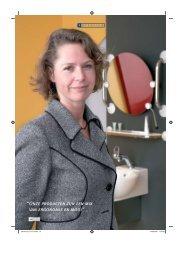 Aangepast sanitair wordt regulier onderdeel showroom - Berk Partners
