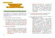 enjeux et determinants de la mobilité sociale - Cours Seko