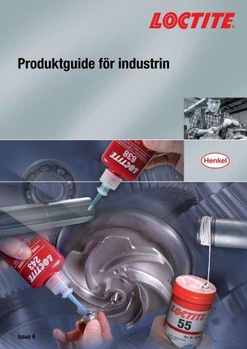 Produktguide för industrin - Agera Industritillbehör AB