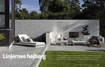 Linjernes Højborg - Haddeland Design