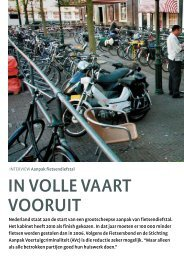 interview - Centrum Fietsdiefstal