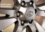 Land Cruiser Accessoires - Toyota