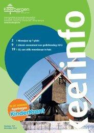 Keerinfo 2012/6(december) - Gemeente Keerbergen