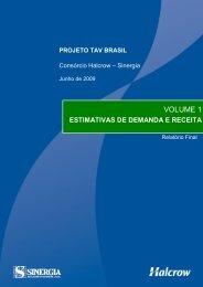 projeto tav brasil - EPL