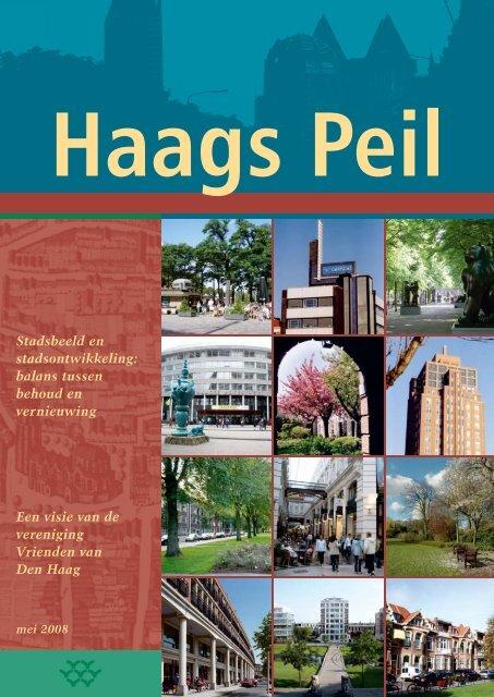 Haags Peil - Vrienden van Den Haag