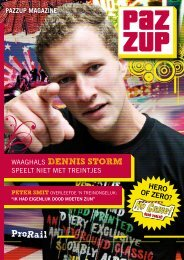 magazine - Pazzup