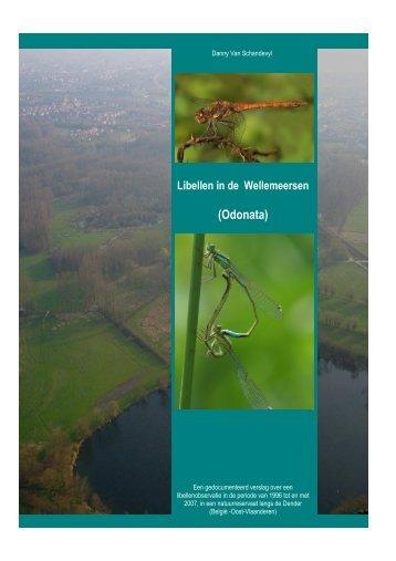 Libellen in de Wellemeersen - Hostbasket