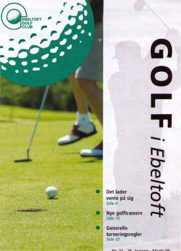 Det lader vente på sig - Ebeltoft Golf Club