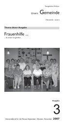 3/07 - Evangelische Kirchengemeinde Hemmerde-Lünern