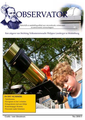 Observator 2010-3 - Philippus Lansbergen