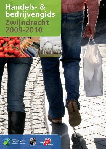 Handels- & bedrijvengids Zwijndrecht 2009-2010 - Gemeente ...