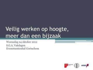 Presentaties symposium (PDF) - Arbouw