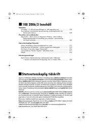 PDF(2144 Kb) - Statsvetenskaplig tidskrift