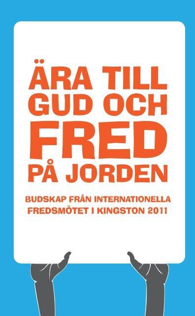 UPPROP - Sveriges Kristna Råd