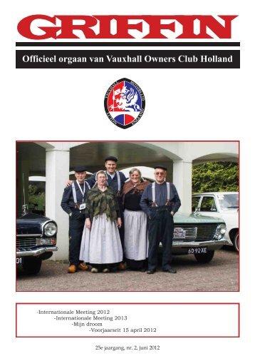 Voorjaarsrit 15 april 2012 - Vauxhall Owners Club Holland