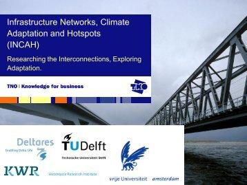TNO Presentation - Kennis voor Klimaat