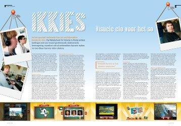IKKIES: visuele elo voor het so - Kennisnet