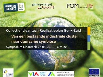 Cleantech Genk - Cleantechplatform