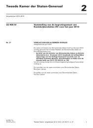 Verslag van een algemeen overleg, gehouden op 20 maart 2013 ...