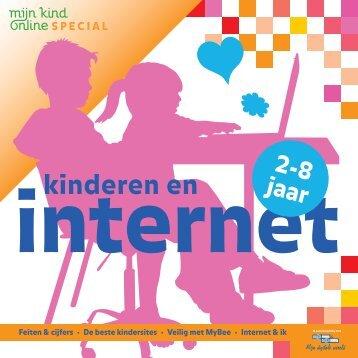 Kinderen en internet (2-8 jaar) - Digivaardig Digiveilig