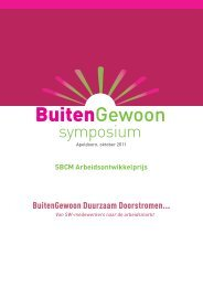 Download het juryrapport - SBCM