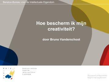 Het Benelux-Bureau voor de Intellectuele Eigendom - New Venture