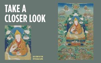 LIFE STORY OF THE FIFTH DALAI LAMA