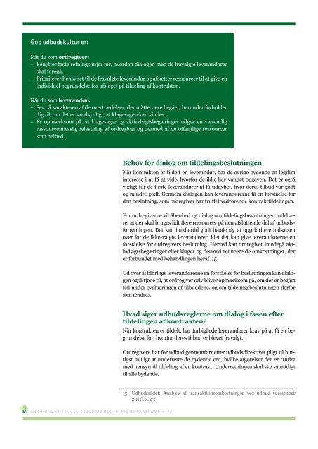 udbud med omtAnke - Rådet for Offentlig-Privat Samarbejde
